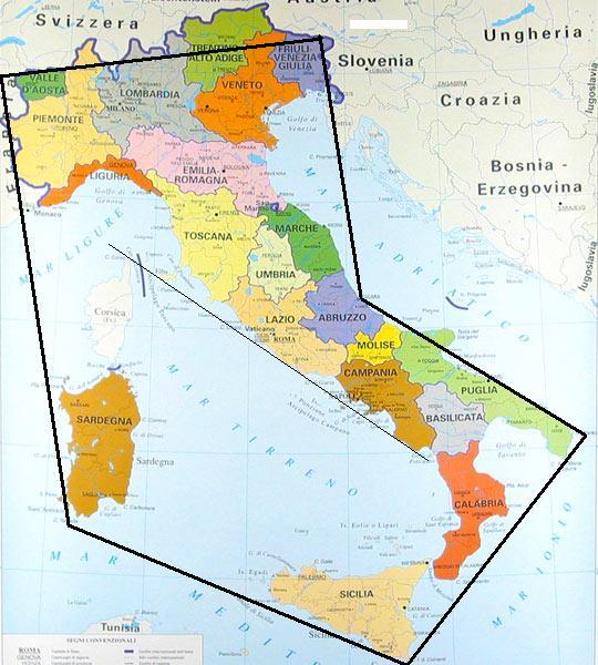 Cartina Fisica Nord Est Italia.Italia La Penisola Distesa Verso Est Stivale Addio Fabio Pozzerle